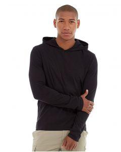 Teton Pullover Hoodie-XL-Black