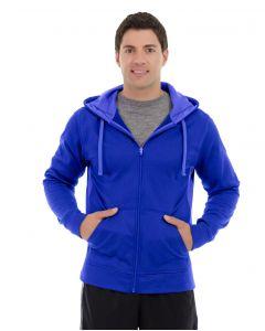 Bruno Compete Hoodie-XL-Blue