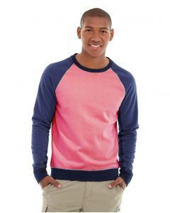 Hollister Backyard Sweatshirt-L-Red