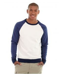 Hollister Backyard Sweatshirt-S-White