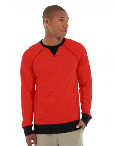 Grayson Crewneck Sweatshirt -M-Red