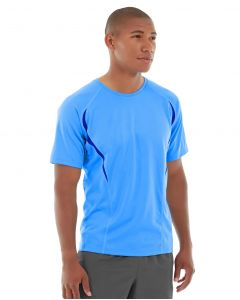 Zoltan Gym Tee-M-Blue