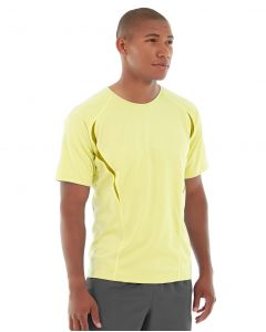 Zoltan Gym Tee-M-Yellow