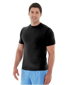 Logan  HeatTec® Tee-S-Black