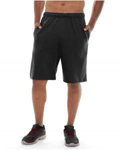 Pierce Gym Short-33-Black