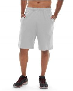 Pierce Gym Short-34-Gray