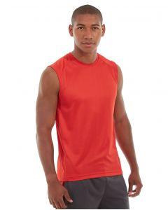 Erikssen CoolTech™ Fitness Tank-S-Red