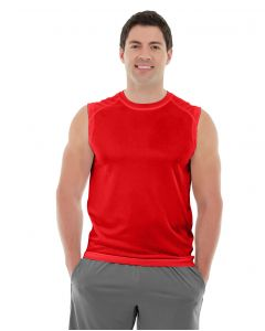 Tristan Endurance Tank-XL-Red
