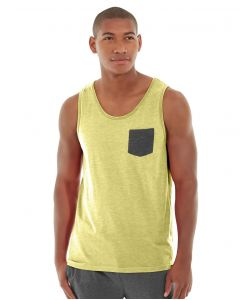 Primo Endurance Tank-S-Yellow