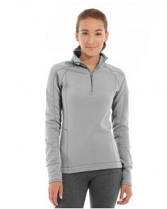 Jade Yoga Jacket-L-Gray